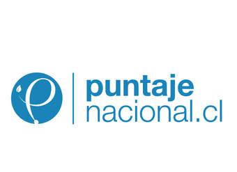 Puntaje Nacional : Brand Short Description Type Here.